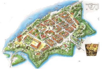 kart over gamlebyen fredrikstad Smaturer kart over gamlebyen fredrikstad